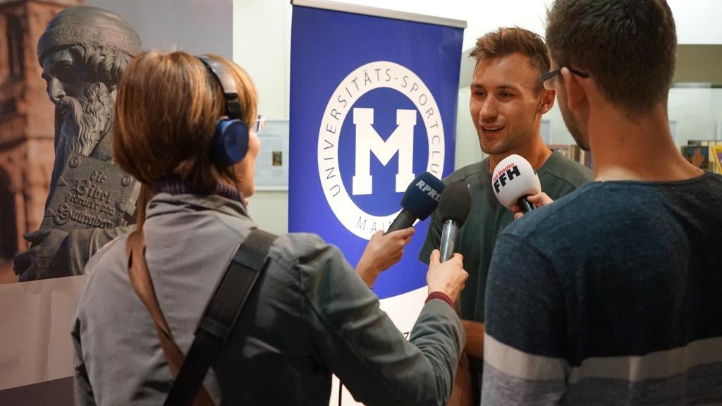 Niklas im Interview.