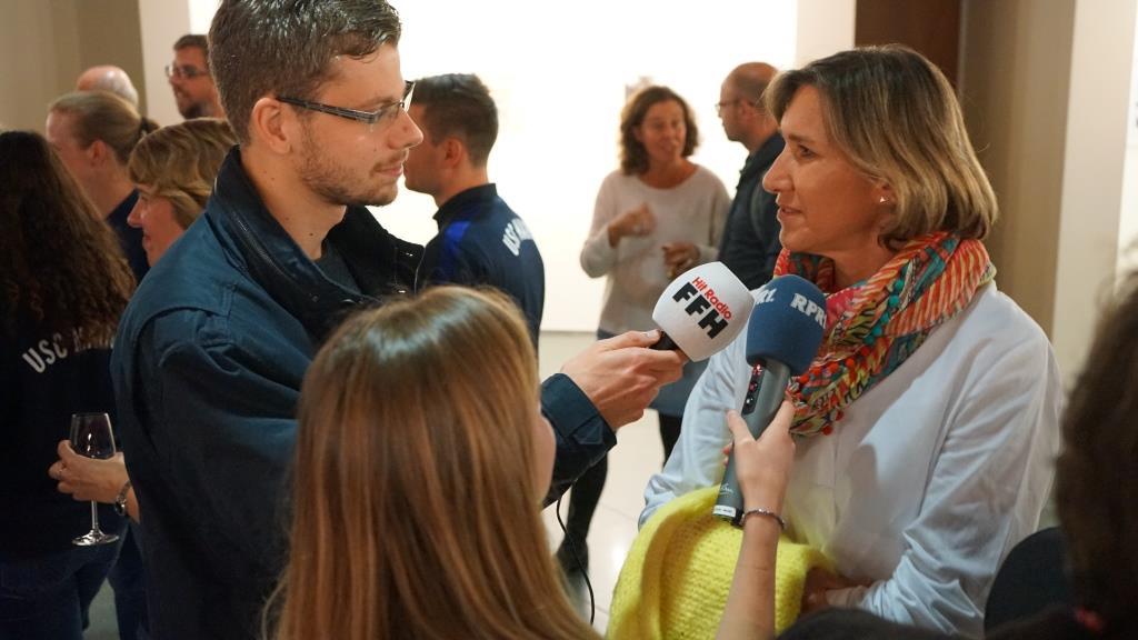 Interview mit Stefanie Kaul.