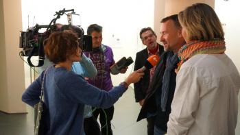Interview mit den Eltern, Stefanie und Michael Kaul.